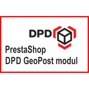 DPD Geopost shipping module